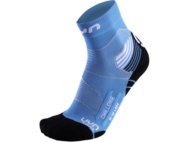 UYN Run Trail Challenge Socks Damen turquoise/white